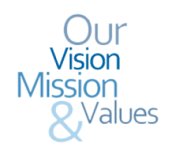 Our Vision, Mission, and Core Values