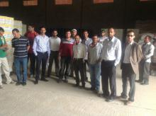 NCGS Sana'a Warehouses Team