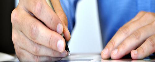 Business Paperwork Handling