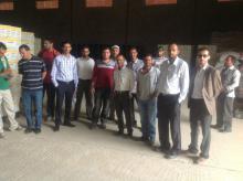 NCGS Sana'a Warehouses Team